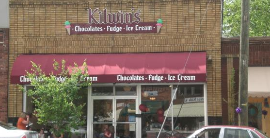 For sale: Kilwin's Chocolates in Black Mountain