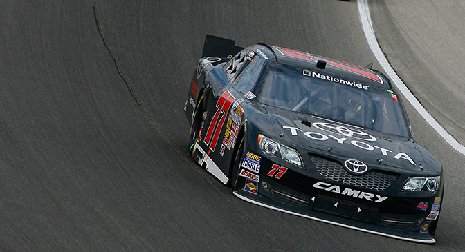 NASCAR Nationwide Series show car will be at Jim Barkley Toyota on Aug. 3