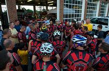Carolina Brotherhood bicycle ride returns Aug. 10