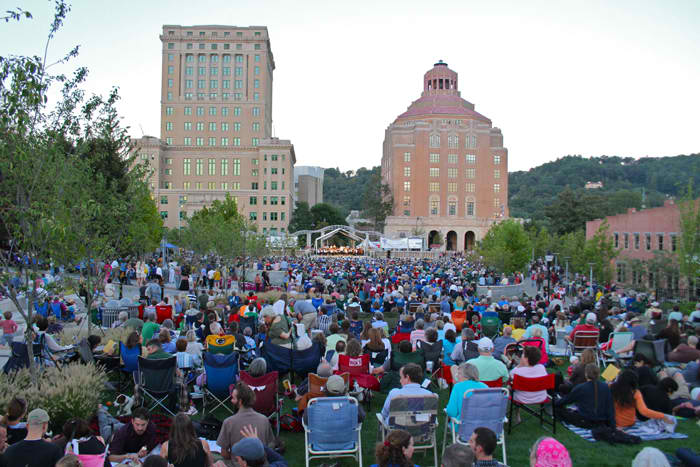 Asheville's Labor Day concert in Pack Square Park canceled