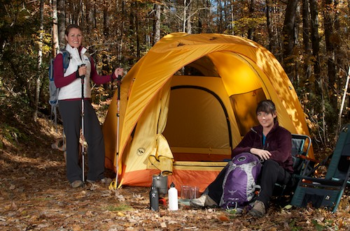 Diamond Brand, Highland Brewing team up for first outdoor gear demo