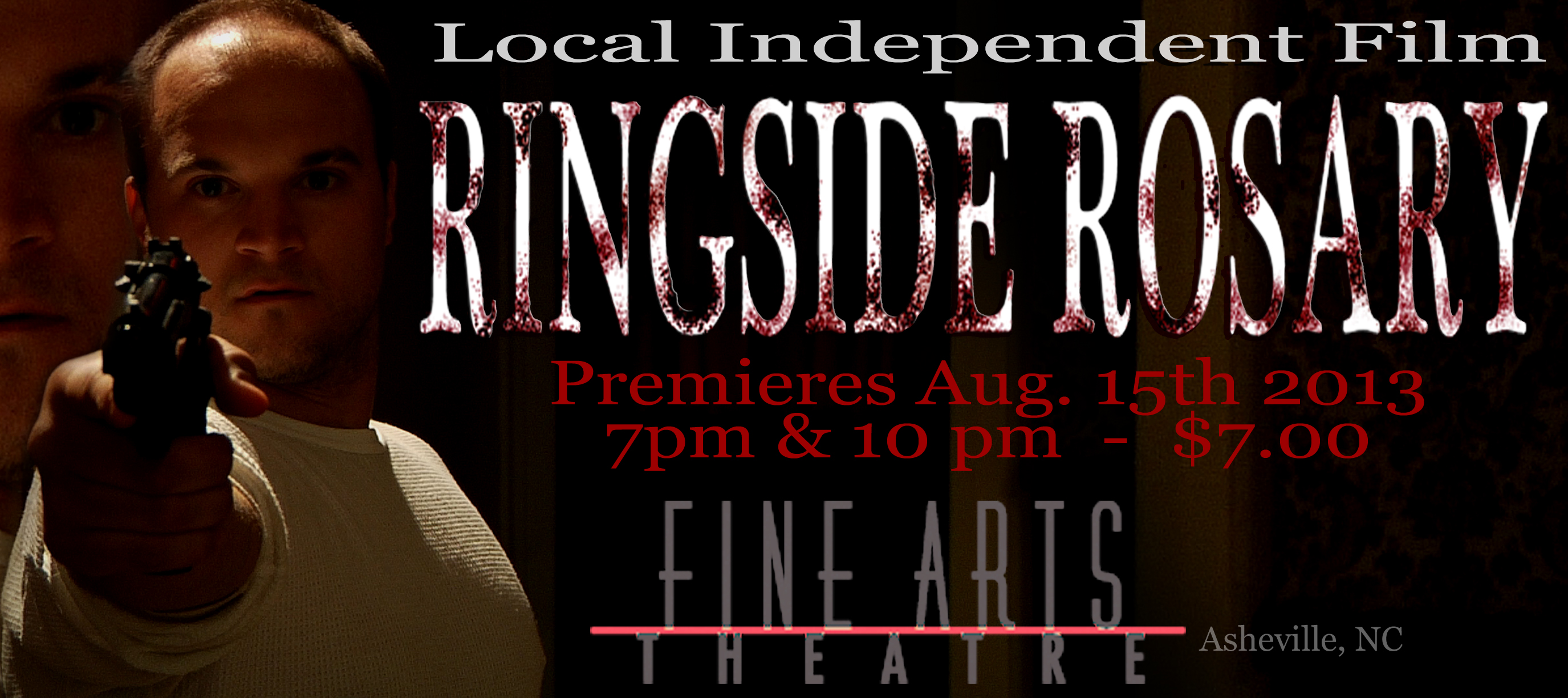 Asheville independent movie to be screened Aug. 15 at Fine Arts Theatre