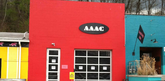 Asheville Area Arts Council to move out of Pink Dog studios, sets Color Ball for Oct. 5