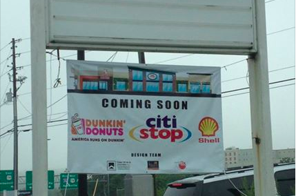 More south Asheville development: A new Dunkin Donuts, a new Mission health clinic on Long Shoals