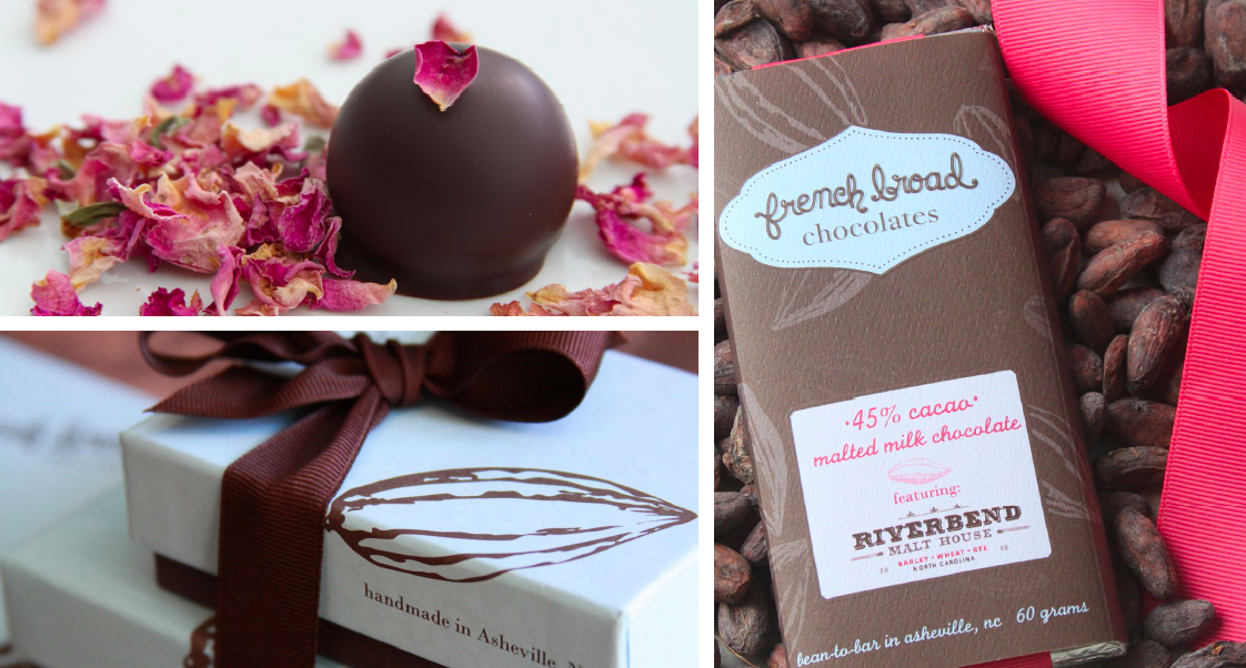 Vote for Asheville's French Broad Chocolates in Martha Stewart food contest