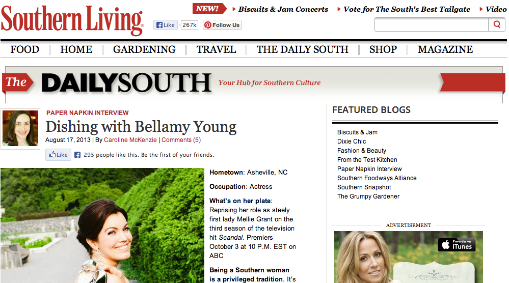 Word on the street: Southern Living profiling West Asheville
