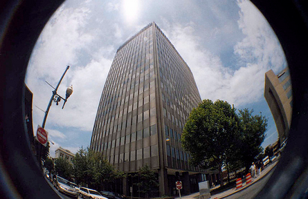SOLD! Asheville's BB&T building to McKibbon Hotel Group for $7.5 million
