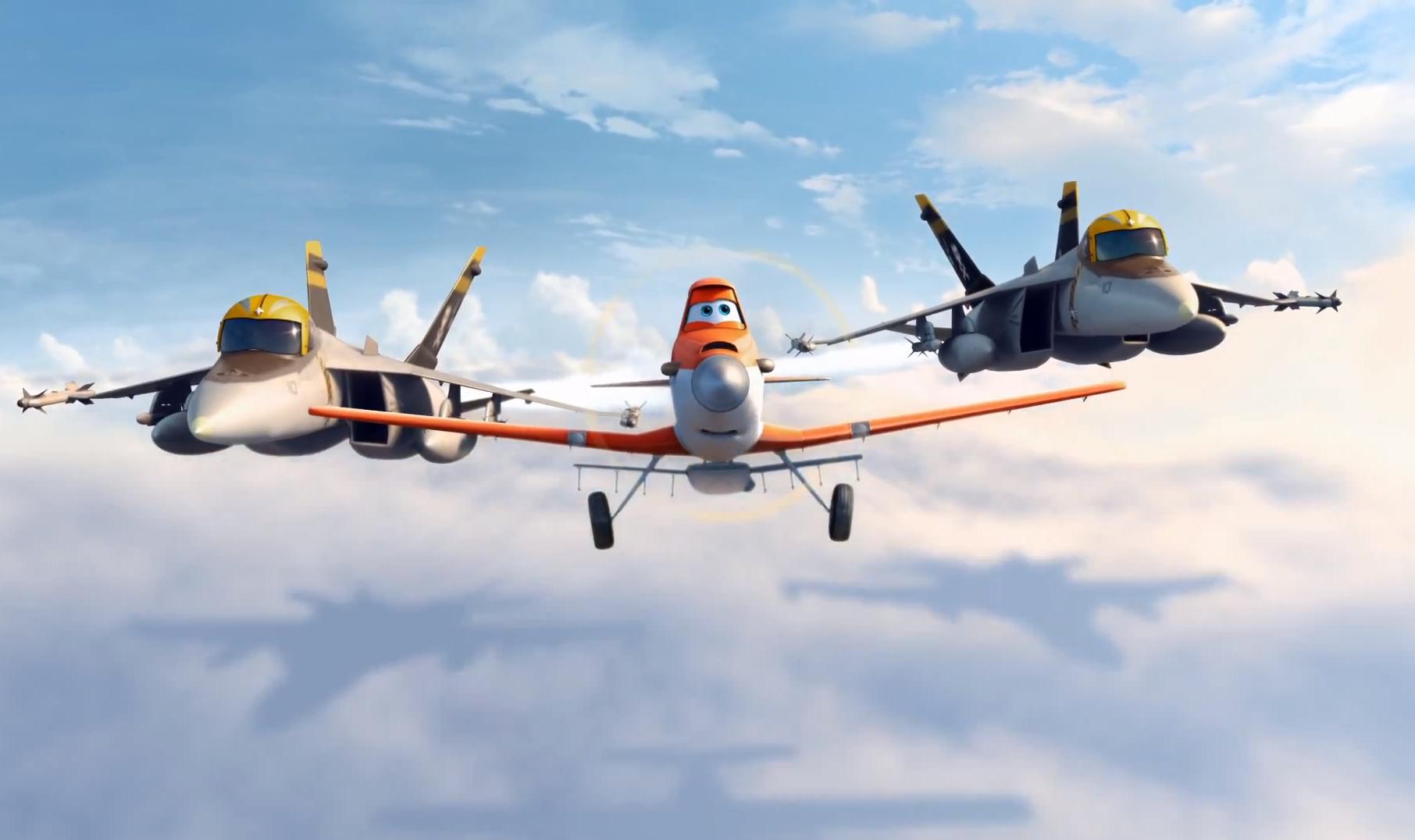 Planes (Walt Disney Studios)