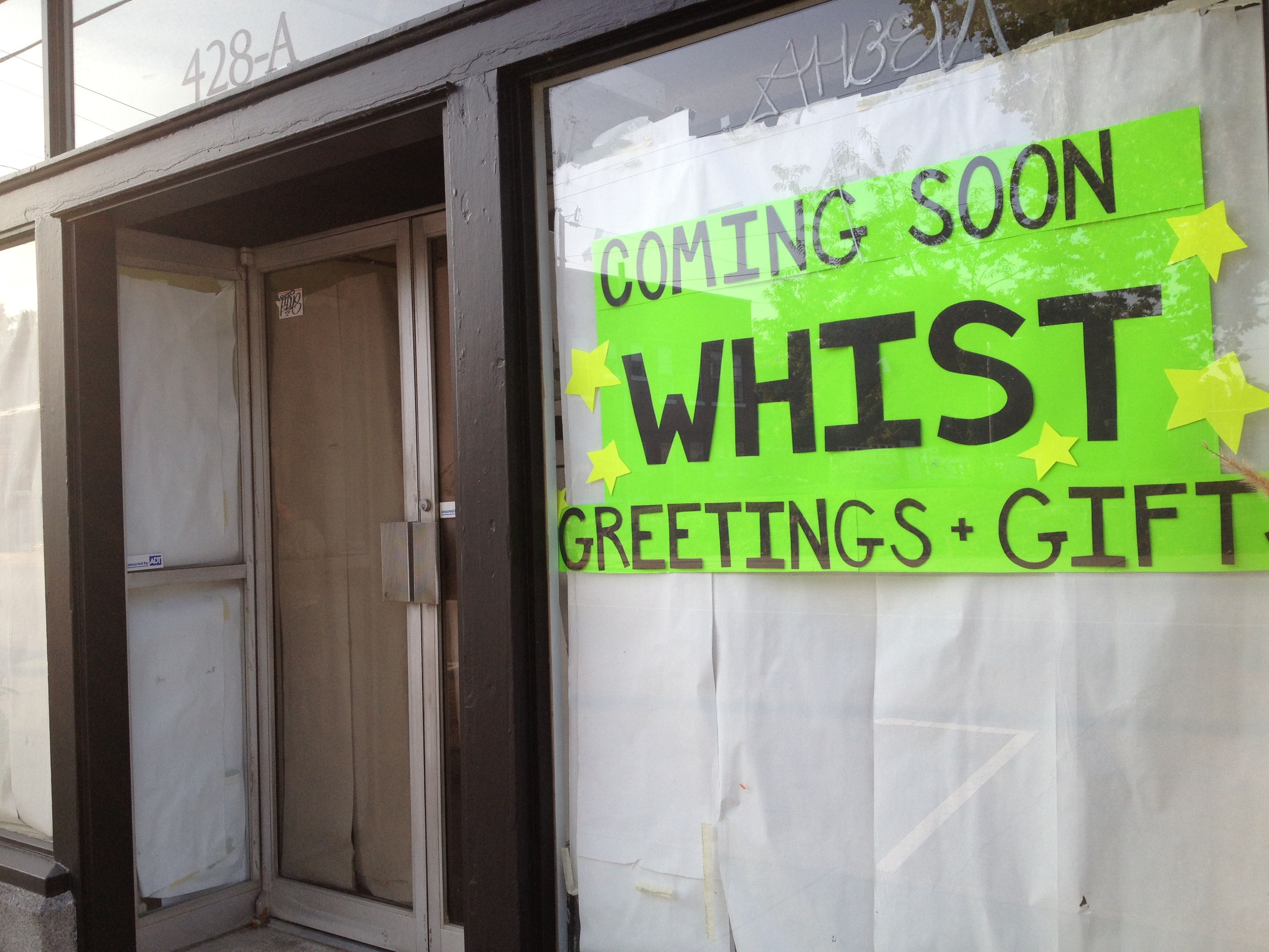 Two new shops prepare to open on Haywood Road in West Asheville