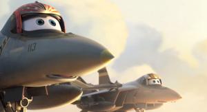 Sure, they got Iceman and Goose, but where's Maverick? (Walt Disney Studios)