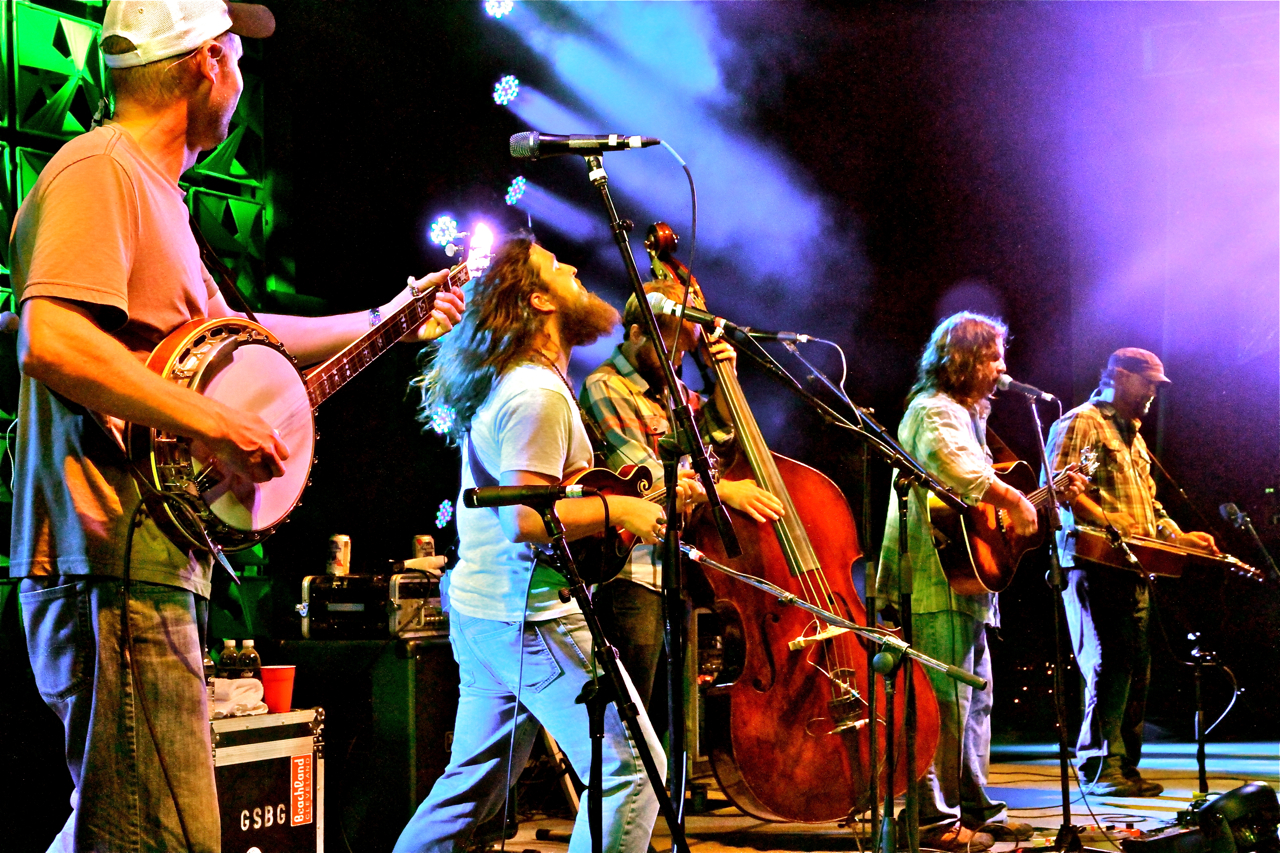 Q&A with Greensky Bluegrass