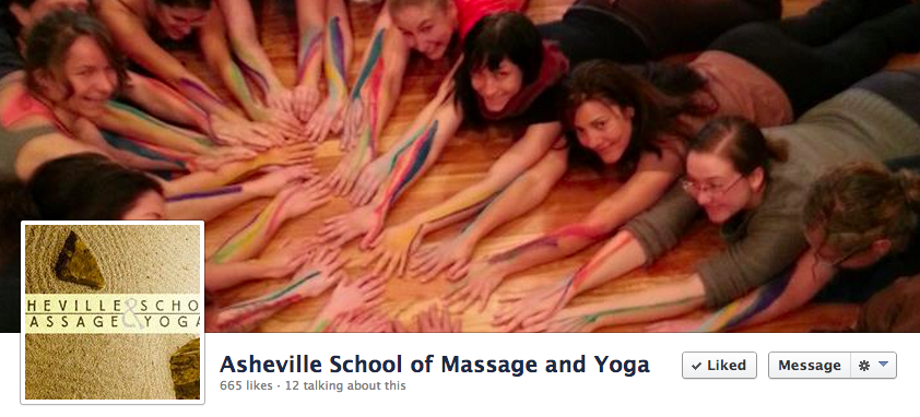 New for West Asheville: Asheville School of Massage and Yoga moving to Haywood Road