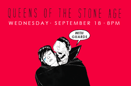 Win tickets to see Queens of the Stone Age in Asheville on Sept. 20