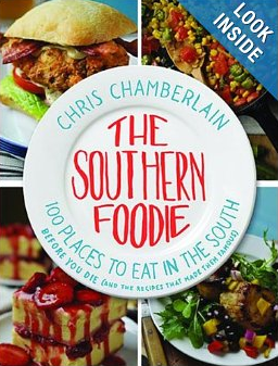 Nashville food writer and author of 'The Southern Foodie' in Asheville Tuesday to sign books, talk local food