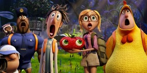 Cloudy With a Chance of Meatballs 2 (Columbia Pictures)