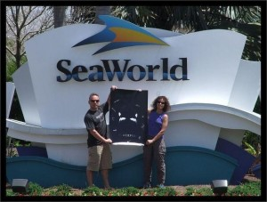Jeff Ventre and Sam Berg (Voice of the Orcas)