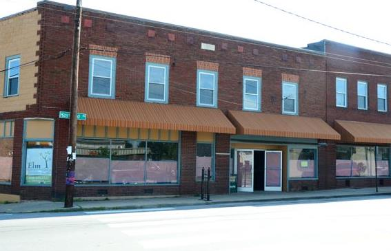 Kanoo restaurant out, Buffalo Nickel in on Haywood Road in West Asheville