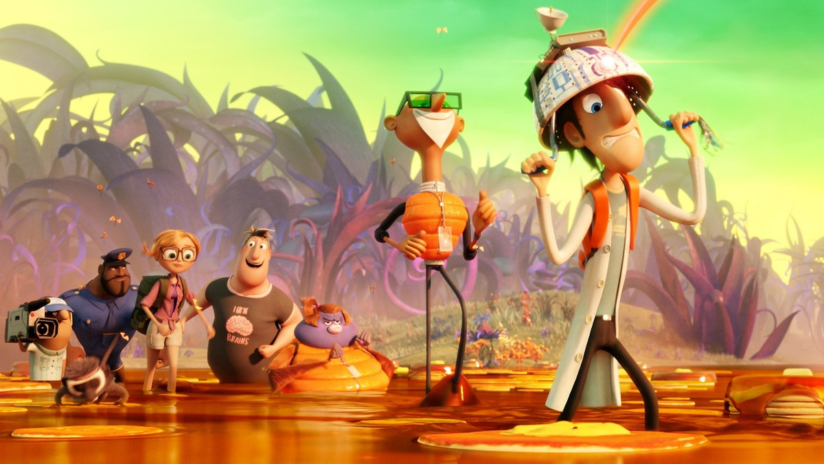Ashvegas movie review: Cloudy with a Chance of Meatballs 2 - Ashvegas