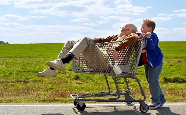 Ashvegas movie review: Bad Grandpa