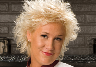 Asheville celebrity spotting: Food Network star Anne Burrell dining around town