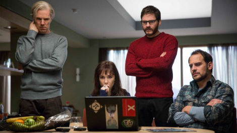 The Fifth Estate (Touchstone Pictures)
