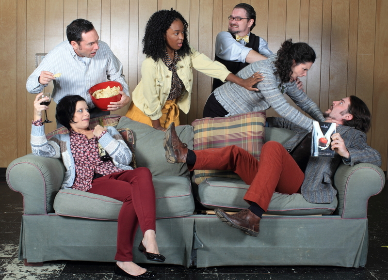 'The Book Club Play' up next at NC Stage in Asheville