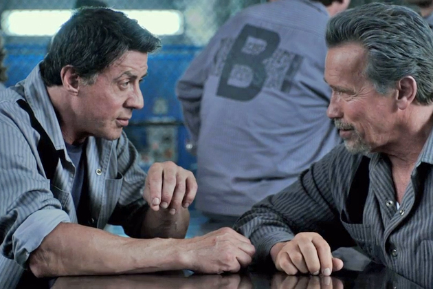 Escape Plan (Summit Entertainment)