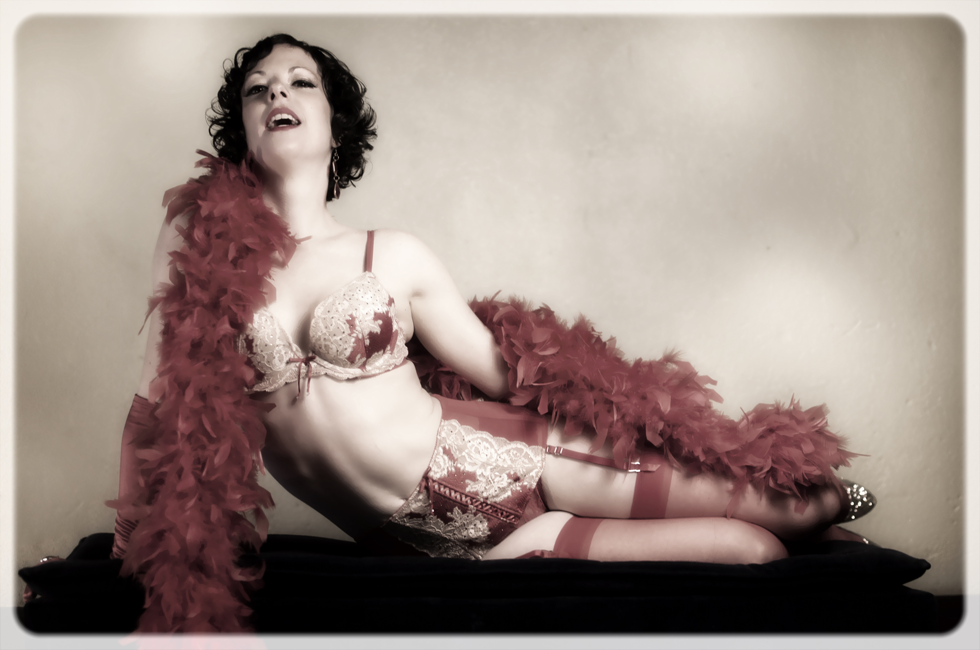 Asheville dance teacher Kathleen Hahn kicks off new burlesque, striptease and acting classes