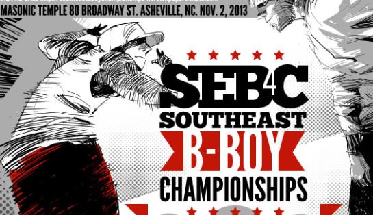 Southeast BBoy Championships arrive in Asheville on Nov. 2