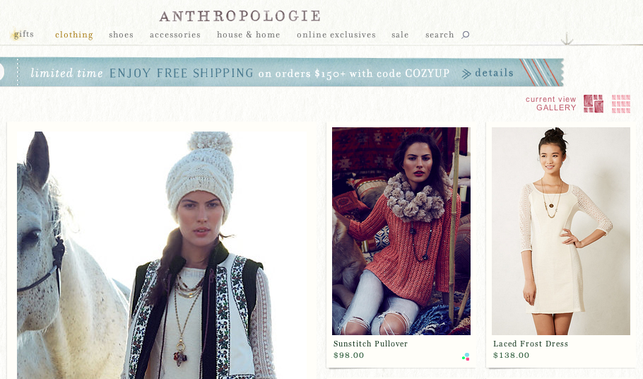 Anthropologie still eyeing downtown Asheville for new retail location
