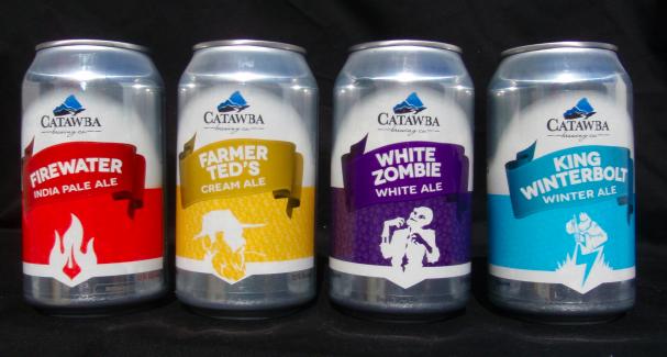 Catawba Brewing announces new branding, logos