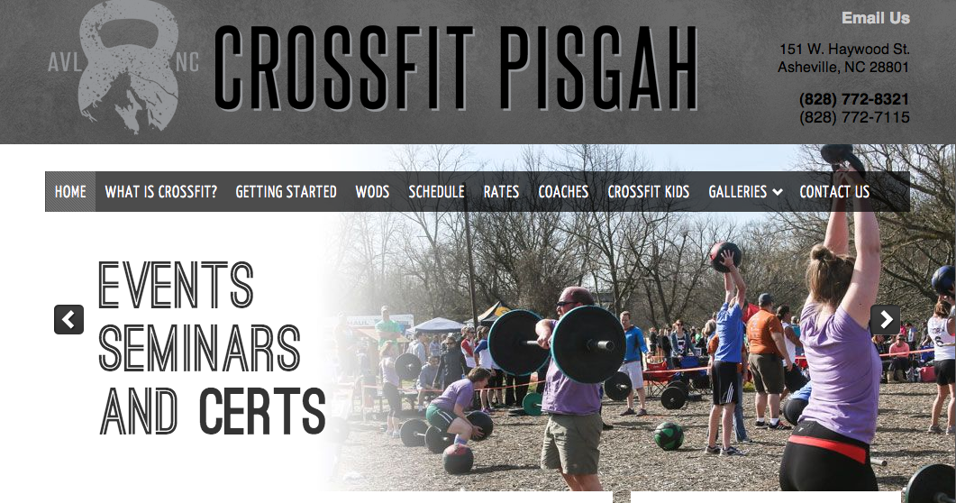'Fight Gone Bad' workout at CrossFit Pisgah on Saturday will benefit Movember Foundation