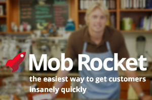 With Mob Rocket, Asheville entrepreneurs use the power of social networks to propel deal concept
