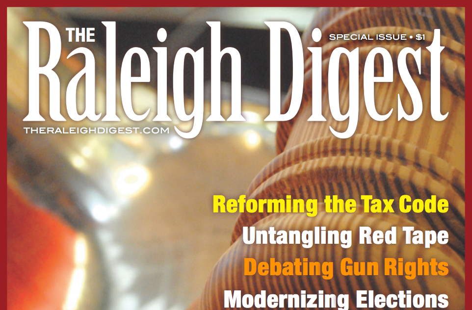UNCA mass comm prof: Asheville Citizen-Times should cover its own journalistic failure with 'Raleigh Digest'