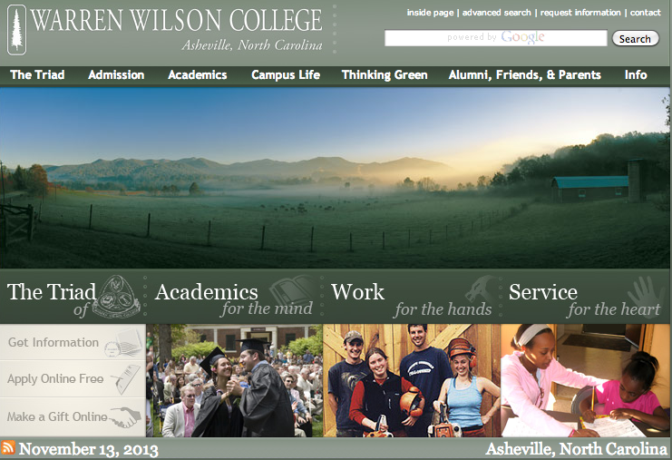 Updated: Warren Wilson College officials announce they are killing business department