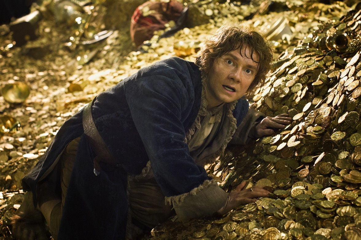 The Hobbit: The Desolation of Smaug ( )