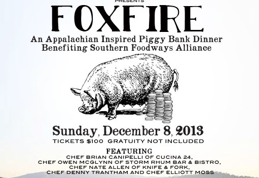 Sunday night Blind Pig dinner in Weaverville memorializes John Egerton's love of Southern food