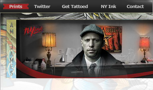 Confirmed: Tattoo star Ami James to open shop on Wall Street in Asheville