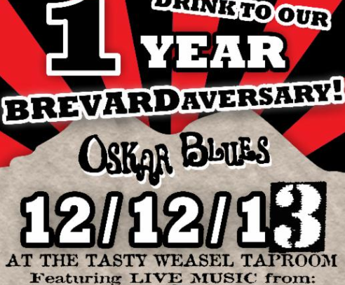 Happy CANniversary! Oskar Blues celebrates one-year anniversary tonight with music, tiny Elvis museum