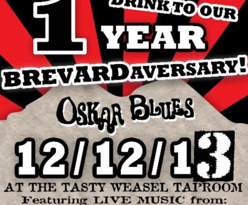 Happy CANniversary! Oskar Blues celebrates one-year anniversary tonight with music, tiny Elvis museum