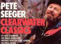 News obit: Pete Seeger, folk music champion who found his banjo in Asheville