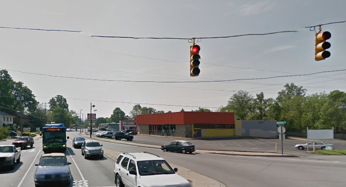 Rumors swirl about large new development at the corner of Haywood Road and Patton Avenue