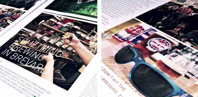Brevard prepares for 2014 spotlight through Native Eyewear's national catalog