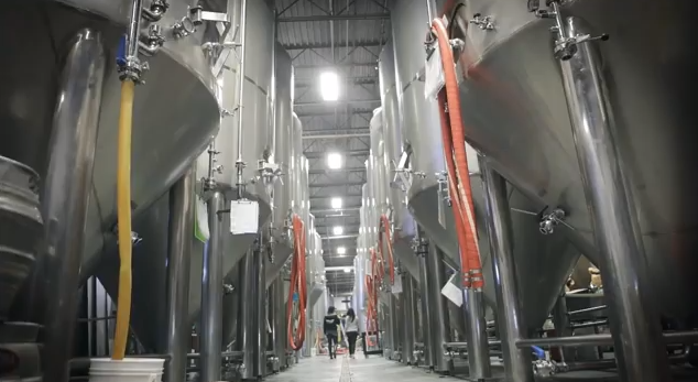 With expanded brewing capacity in Brevard, Oskar Blues pushes into new markets