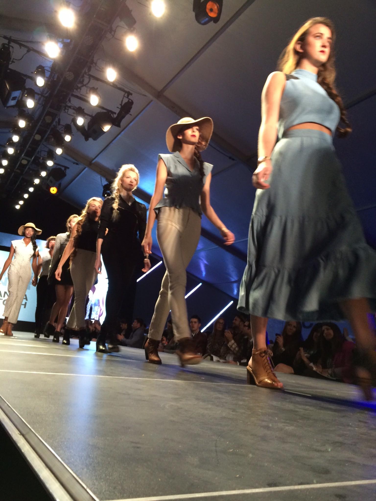 Toth Charleston Fashion Week 2014 Ashvegas