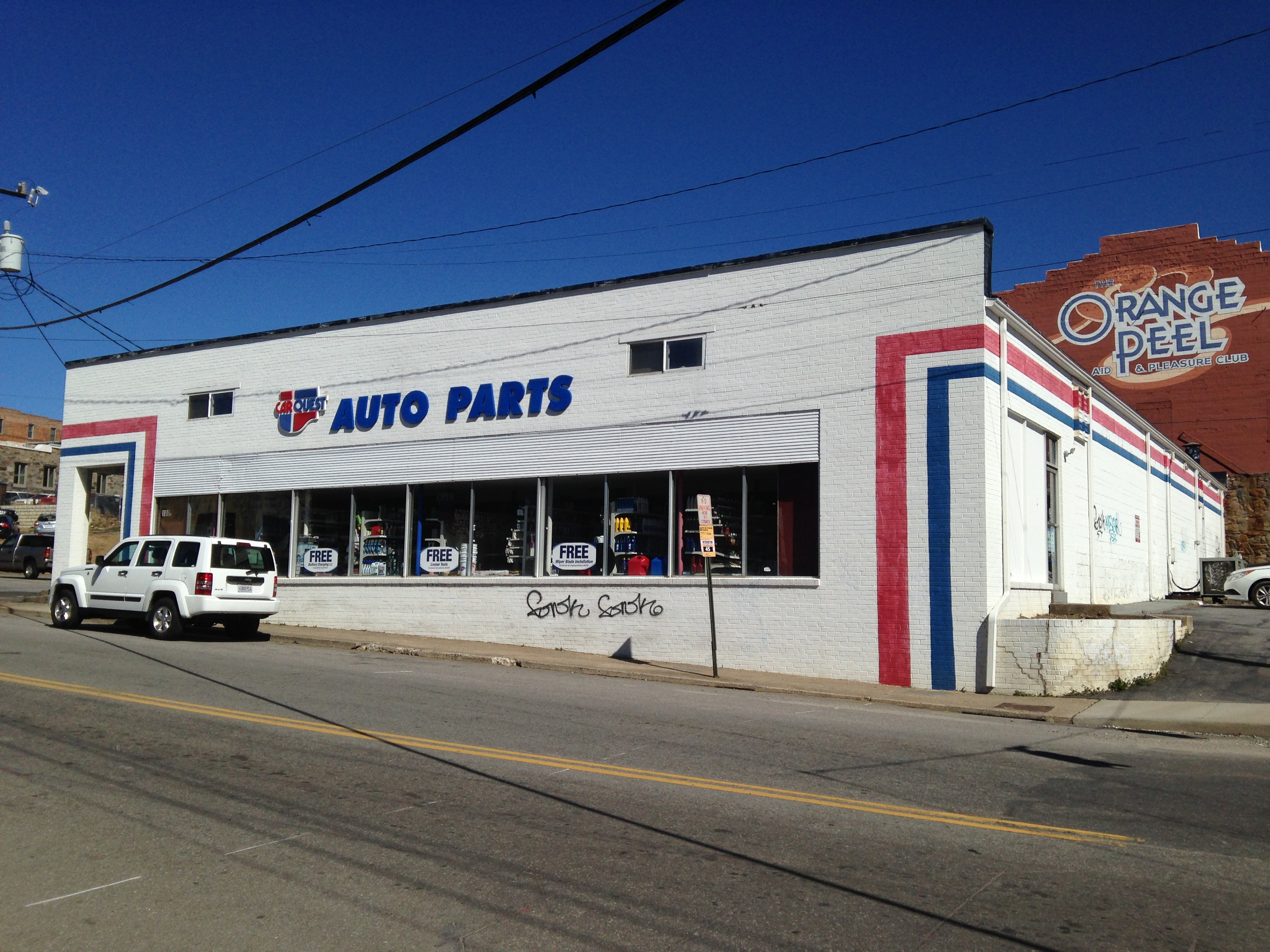 auto_parts_for_sale_asheville_2014