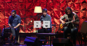 Consequence of Sound: Ellen DeGeneres hosts a Valentine's Day appearance by Band of Horses