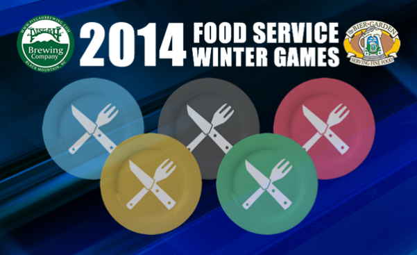 Going for gold: Asheville's Food Service Winter Games set for Pisgah Brewing