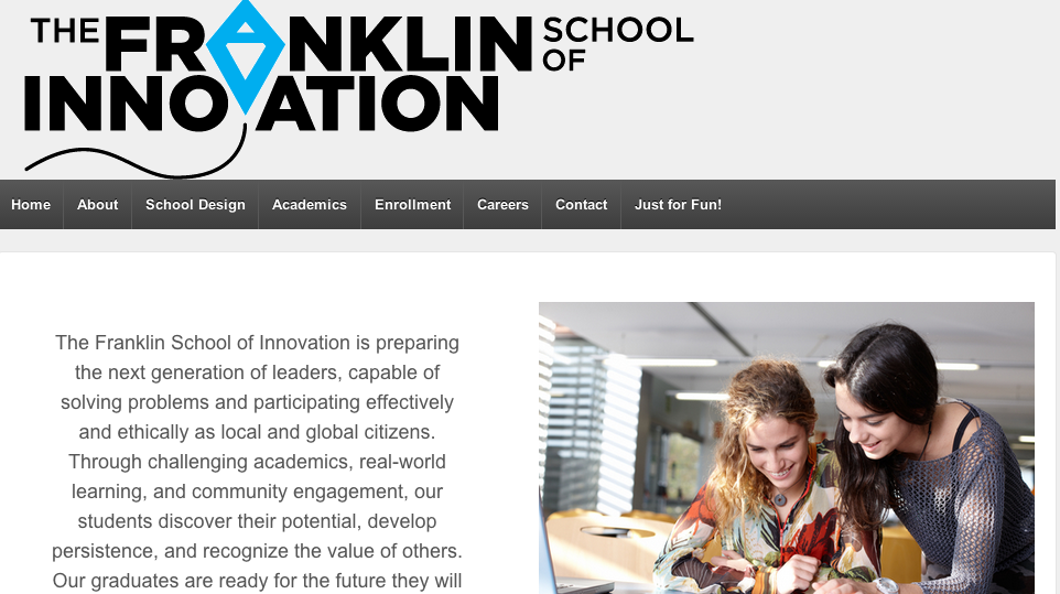 Franklin School of Innovation in Asheville wins $194,000 government grant