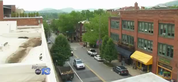 News obit: John Lantzius, key figure in downtown Asheville revitalization, dies